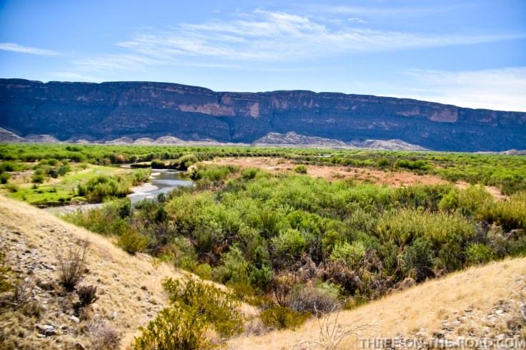 Rio Grande, Big Bend