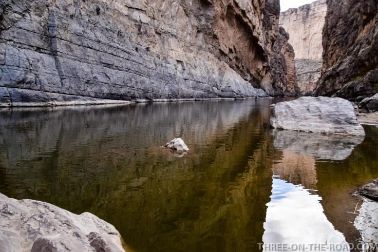 Santa Elena Canyon, Big Bend