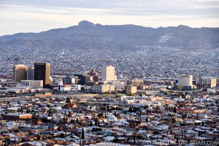 Scenic Overlook Drive, El Paso