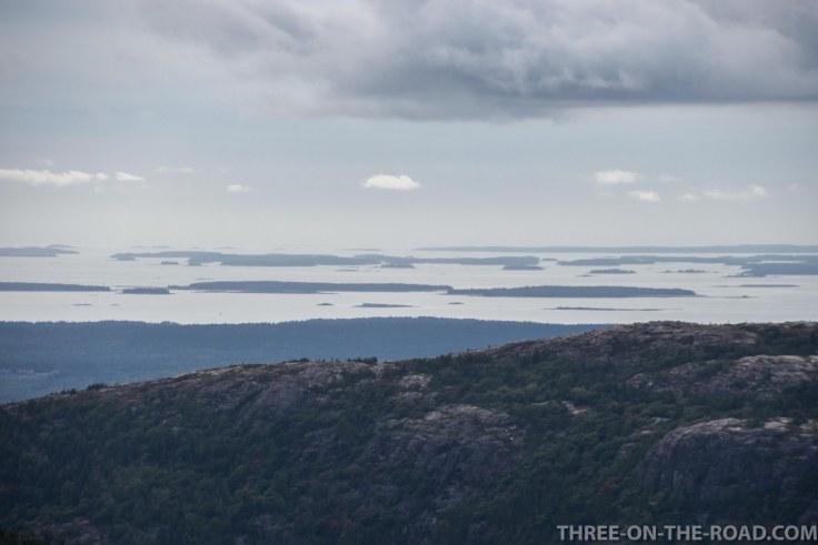 Acadia: Cadillac Mountain