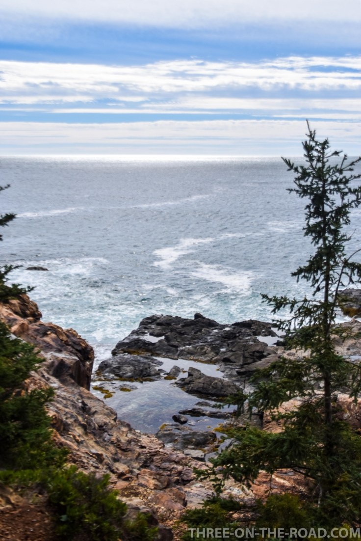 Acadia: Sand Beach, Great Head Trail