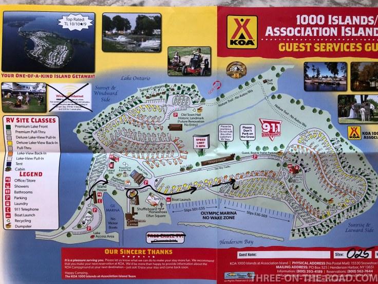 KOA 1000 Island Henderson