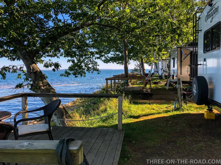Searsport Shores Ocean Campground