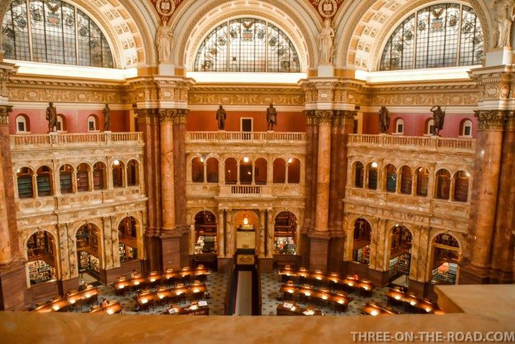 washington DC, Library of Congress