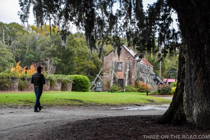 Charleston, Boone Hill Plantation