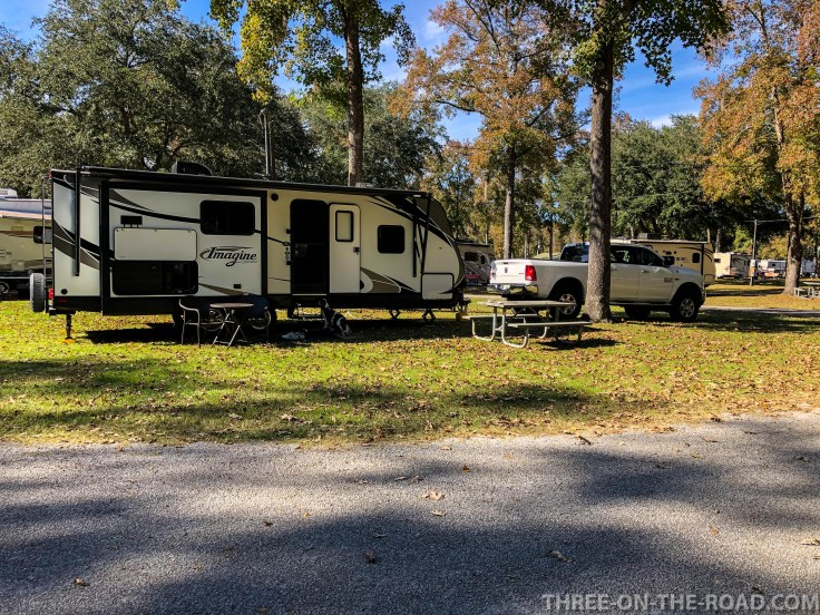 Charleston, Oak Plantation Campground