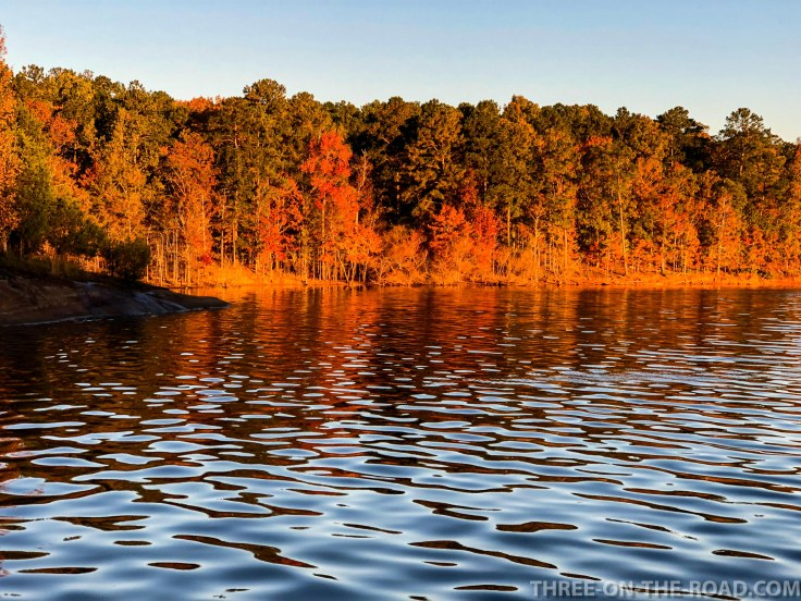 Falls Lake, Rolling View Campground, Raleigh, NC