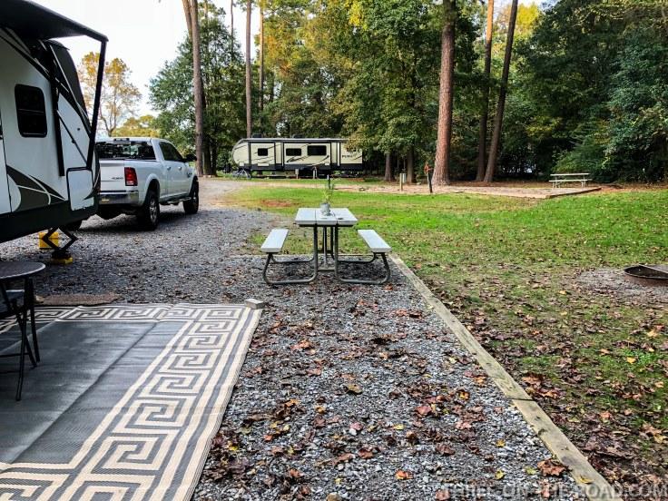 Ebenezer Campground, Charlotte