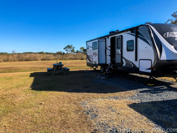 OBX Campground, Kill Devil Hills, NC