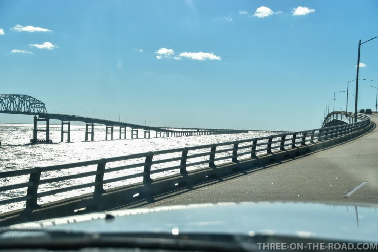 Chesapeake Bay Bridge Tunnel, VA