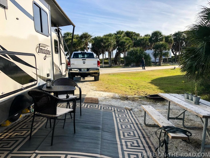 Edisto Beach Campground