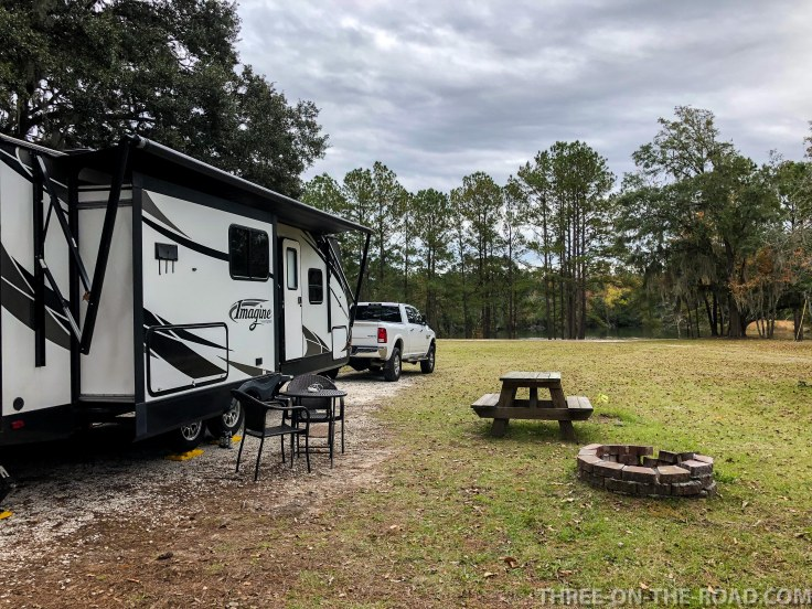Red Gate Campground, Savannah