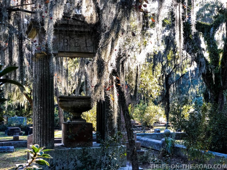 Savannah, Bonaventure Cemetry