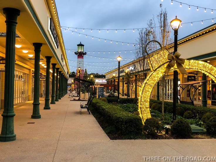 Tanger Outlets, Savannah