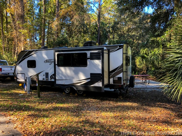 Skidaway Campground, Savannah