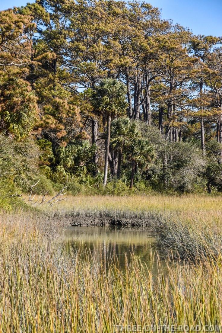 Botany Bay Plantation, Edisto, SC