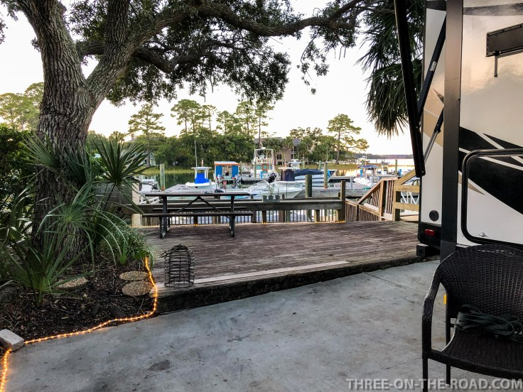 Hilton Head Harbor RV Resort