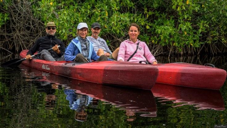 Chokoloskee, Kayak tour
