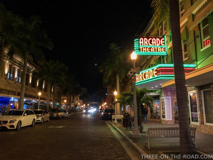 Fort Myers, Historic District, FL