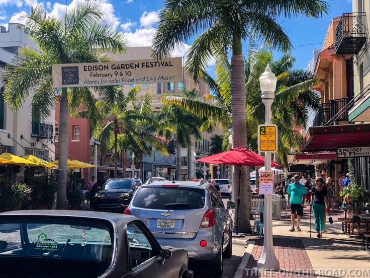 Fort Myers, Downtown