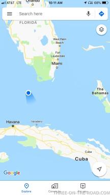 Fahrt nach Key West