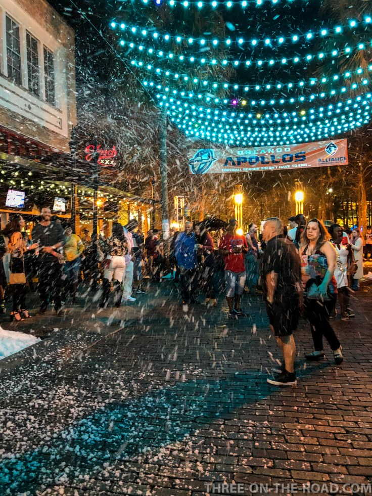 Orlando FL Downtown