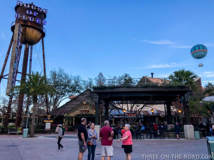 Disney Springs, Orlando, FL
