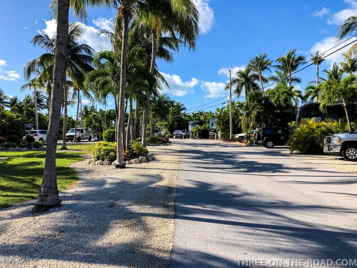 Key West, Bluewater Key RV Resort