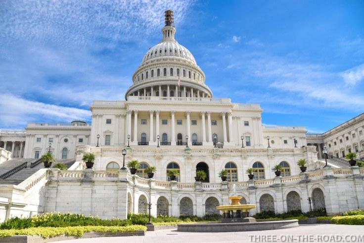 Washington DC, Capitol