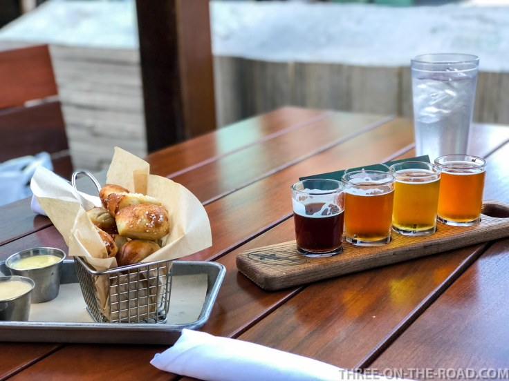 Dogfish Head Brewery, Rehoboth, Delaware